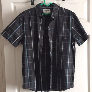 WORN ONCE BILLABONG BUTTON UP